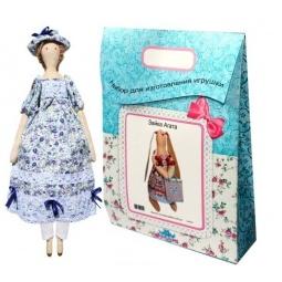 Купить Подарочный набор для изготовления текстильной игрушки Кустарь «Софья»
