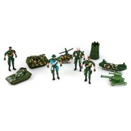 Купить Набор солдатиков Shantou Gepai 816-16. В ассортименте