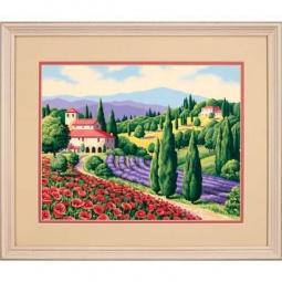 Купить Набор для рисования по номерам Dimensions «Тосканский пейзаж»