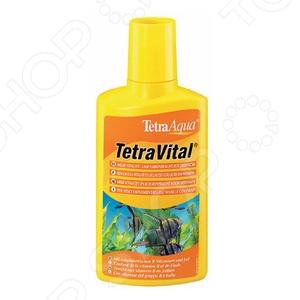 Кондиционер для поддержания естественных условий аквариума Tetra TetraVital