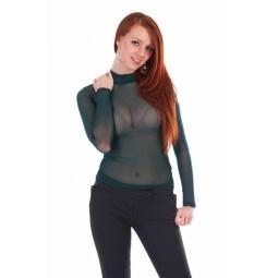 фото Водолазка Mondigo 8530. Цвет: темно-зеленый. Размер одежды: 42