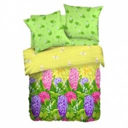 фото Комплект постельного белья Любимый дом «Цветник». 1,5-спальный