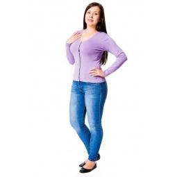 фото Жакет Mondigo XL 9130. Цвет: сиреневый. Размер одежды: 48