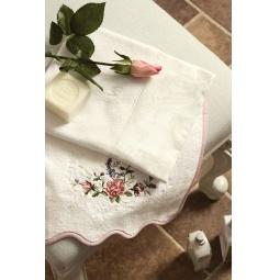 фото Комплект полотенец Valeron Cecil женский