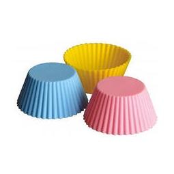 Купить Набор форм для выпечки силиконовый Regent «Тарталетки»