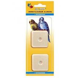 фото Камень минеральный для птиц ЗООМИР с витаминами