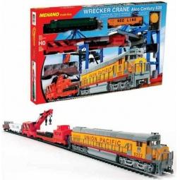 фото Набор железной дороги игрушечный Mehano WRECKER CRANE