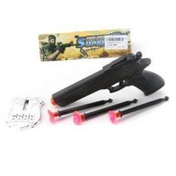 Купить Пистолет игрушечный Shantou Gepai с присосками «Шериф»