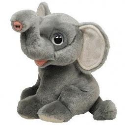 фото Мягкая игрушка TY Слон AFRICA. Высота: 27 см