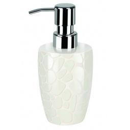 Купить Ёмкость для жидкого мыла керамическая Spirella Darwin pebble