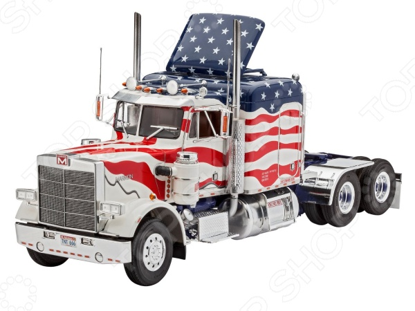 ������� ������ ��������� Revell Marmon Conventional �Stars & Stripes�