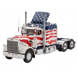 Купить Сборная модель грузовика Revell Marmon Conventional «Stars & Stripes»