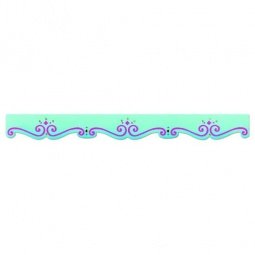 фото Форма для вырубки Sizzix Sizzlits Decorative Strip Die Вереница хны