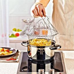 Купить Комплект из 2-х решеток для приготовления пищи Delimano Brava