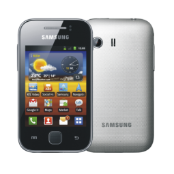 фото Пленка защитная LaZarr для Samsung Galaxy Y duos S6102. Тип: глянцевая