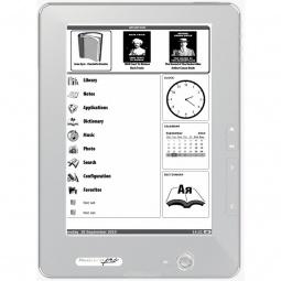 фото Электронная книга PocketBook Pro 912. Цвет: серебристый