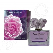 Туалетная вода для женщин Parli Rose D'Amore