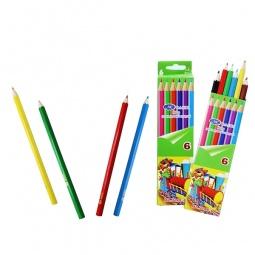 Купить Набор карандашей цветных Miraculous МС-2148-6