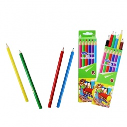 фото Набор карандашей цветных Miraculous МС-2148-6