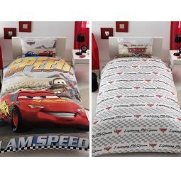 фото Детский комплект постельного белья TAC Cars 3d