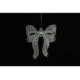 Купить Елочное украшение Crystal Deco «Бант»