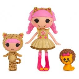фото Набор кукол Lalaloopsy «Сестренки и львенок»