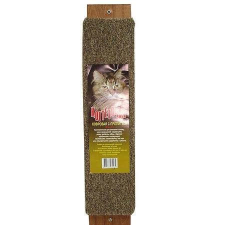 Купить Коврик-когтеточка для кошек Паладинка с пропиткой малая. В ассортименте