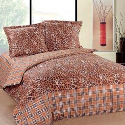 фото Комплект постельного белья Amore Mio Safari. Poplin. Семейный