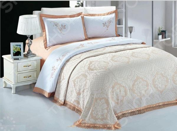 Комплект постельного белья с покрывалом Softline 09652