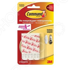 Полоски самоклеящиеся Command 17021P