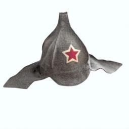 Купить Шапка Банные штучки «Буденовка»