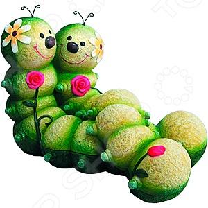 Фигурка садовая Green Apple GA200-12 «Гусеницы»