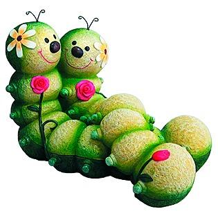 Купить Фигурка садовая GREEN APPLE GA200-12 «Гусеницы»