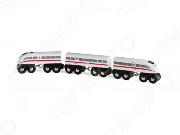 все цены на Поезд игрушечный Brio «Пассажирский экспресс» онлайн
