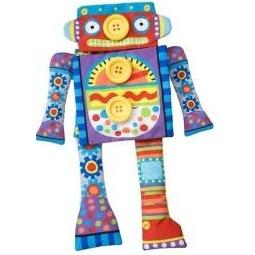 Купить Игрушка развивающая ALEX «Робот Пуговка». В ассортименте