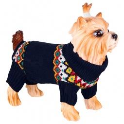 Купить Свитер для собак DEZZIE «Снейк»
