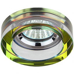 Купить Светильник светодиодный встраиваемый Эра DK38 CH/MIX