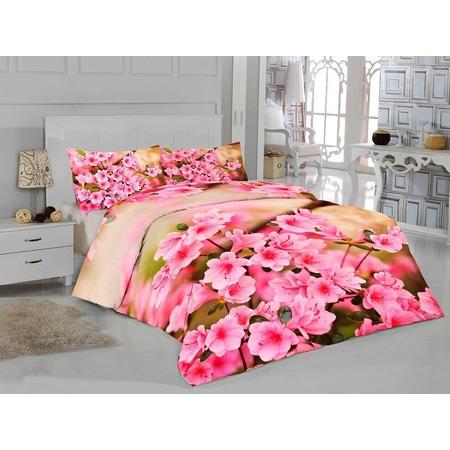 Купить Комплект постельного белья «Весенние цветы». 1,5-спальный
