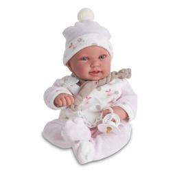 фото Кукла интерактивная Munecas Antonio Juan «Камилло». Цвет: розовый