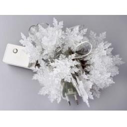 Купить Гирлянда электрическая Новогодняя сказка «Снежинка» 971034