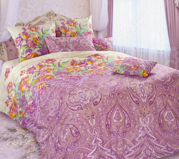 Комплект постельного белья Сова и Жаворонок «Санта-Мария» 9917. 1,5-спальный