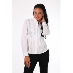 фото Блузка Mondigo 9633. Цвет: белый. Размер одежды: 44