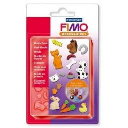Купить Формочки для литья Fimo «Домашние животные»