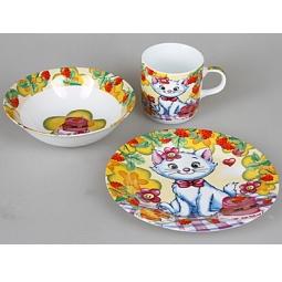 фото Набор посуды для детей Rosenberg 8752