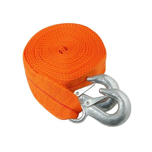 фото Трос буксировочный FK-King Tools TR. Тип упаковки: чехол. Максимальная нагрузка: 5 т. Длина: 4,5 м