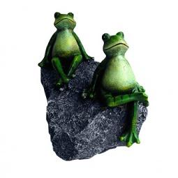 Купить Фигурка садовая GREEN APPLE GA200-16 «Лягушки»