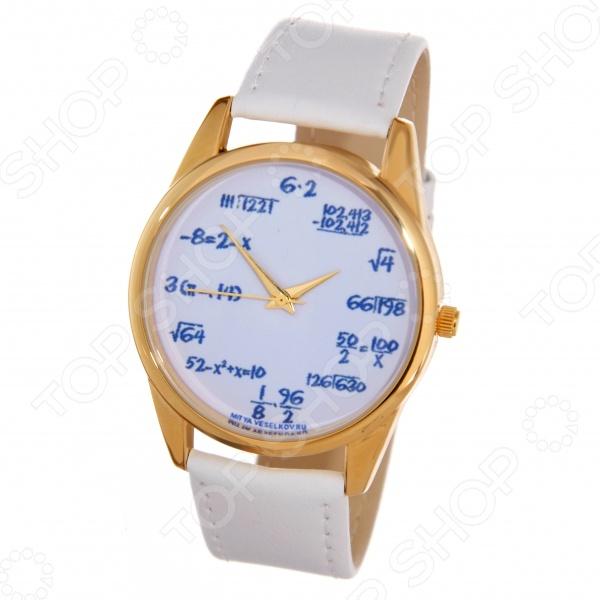 Часы наручные Mitya Veselkov «Формулы» Shine часы наручные mitya veselkov формулы art