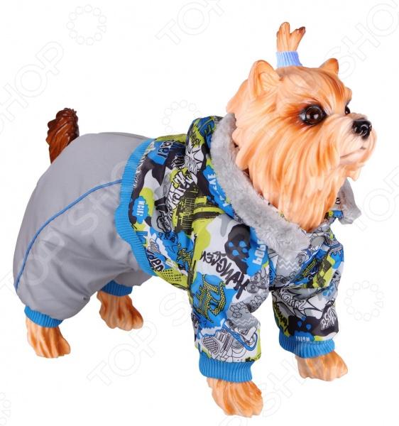 Комбинезон для собак DEZZIE 563565 комбинезон дождевик для собак dezzie такса большая