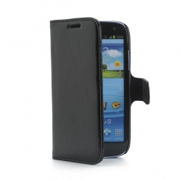 фото Чехол Muvit Agenda Case для Samsung S3 i9300. Цвет: черный