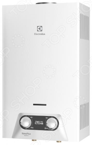 Водонагреватель Electrolux GWH 265 ERN NanoPlus водонагреватель electrolux smartfix 2 0 s 3 5